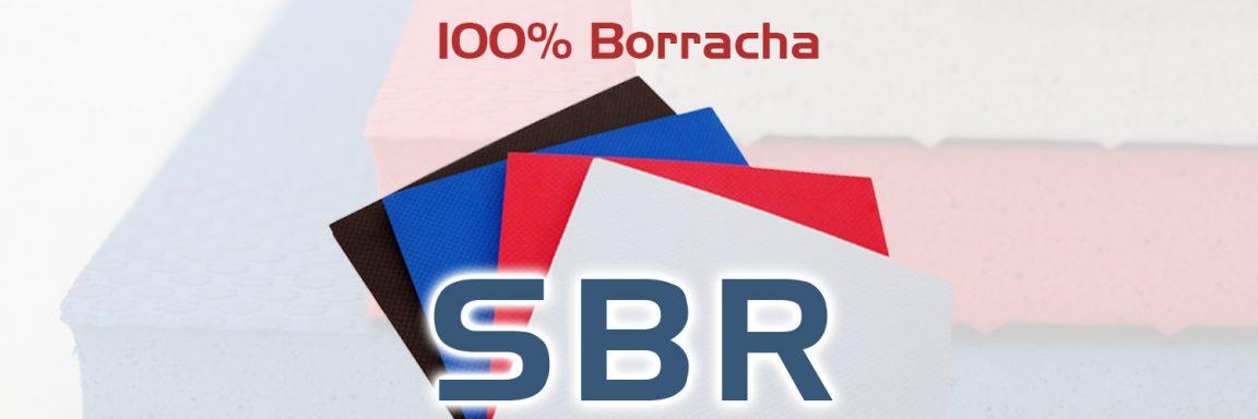 100% borracha