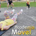 Academia de rua