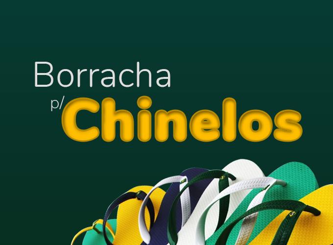 af2d8e0bd Borracha para Chinelo - Canal de Notícias Blog da Eva Brasil